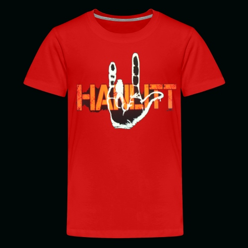 H Up 2 - Kids' Premium T-Shirt