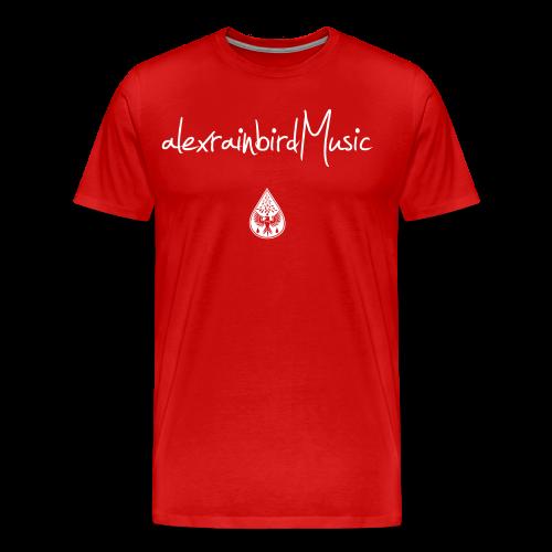 Mens 'Classic Logo' T-Shirt - Men's Premium T-Shirt