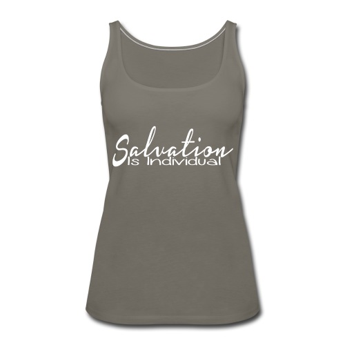Salvation is Individual - Women's Premium Tank Top