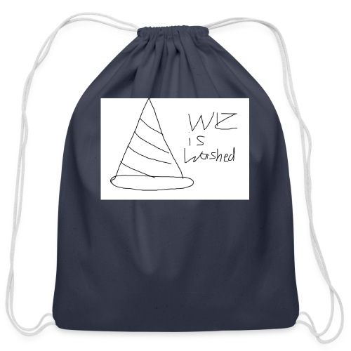 shirt1 - Cotton Drawstring Bag