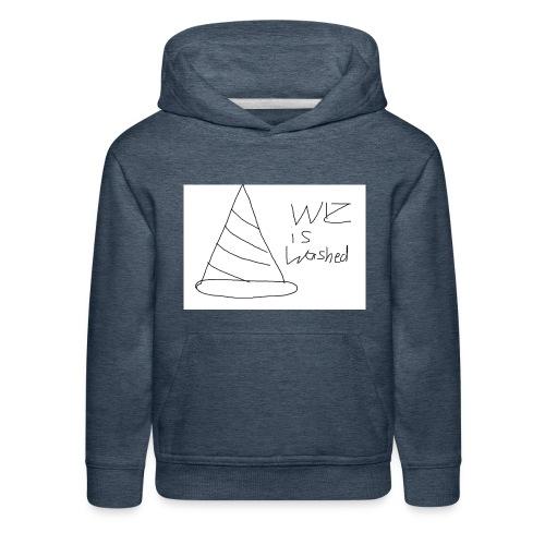 shirt1 - Kids' Premium Hoodie