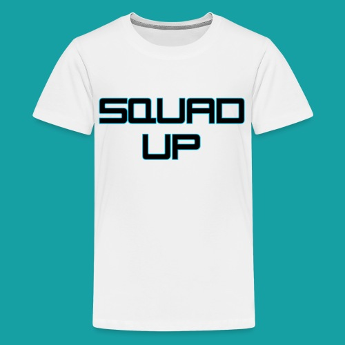Squad Up - Kids' Premium T-Shirt