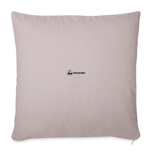 "Throw Pillow Cover 18"" x 18"""