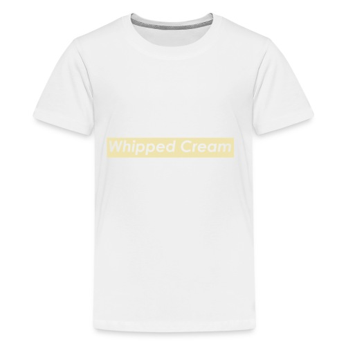 Whipped Cream - Kids' Premium T-Shirt
