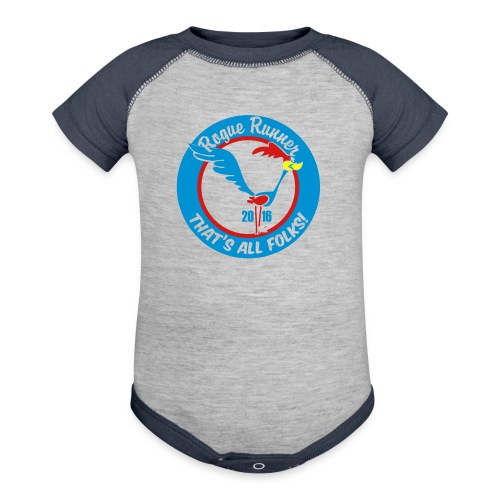 UNISEX TIE DYE TSHIRT - Contrast Baby Bodysuit