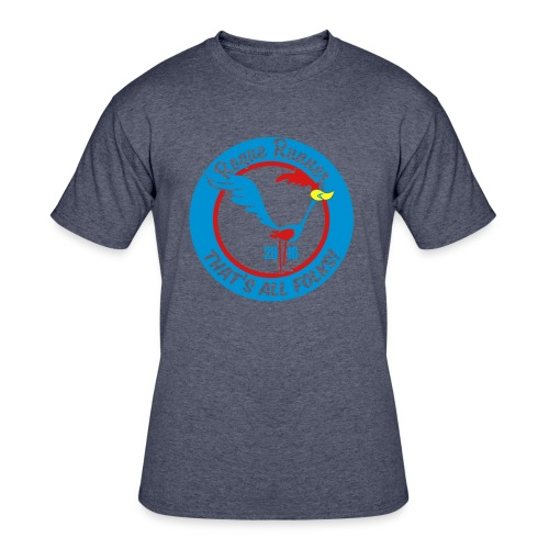 UNISEX TIE DYE TSHIRT - Men's 50/50 T-Shirt