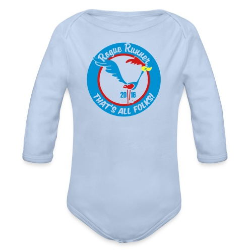 UNISEX TIE DYE TSHIRT - Organic Long Sleeve Baby Bodysuit