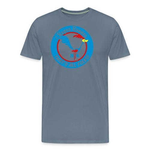 UNISEX TIE DYE TSHIRT - Men's Premium T-Shirt