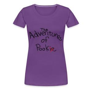 AoP Logo - Womens - Women's Premium T-Shirt
