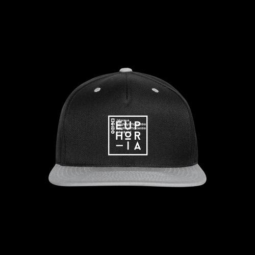 Euphoria Standard T-Shirt - Snap-back Baseball Cap