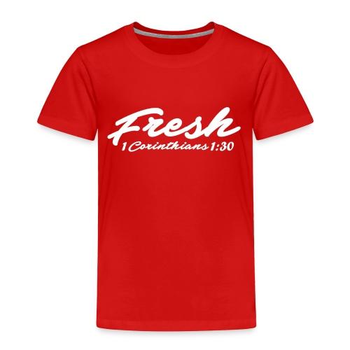 Fresh T-shirt - Toddler Premium T-Shirt