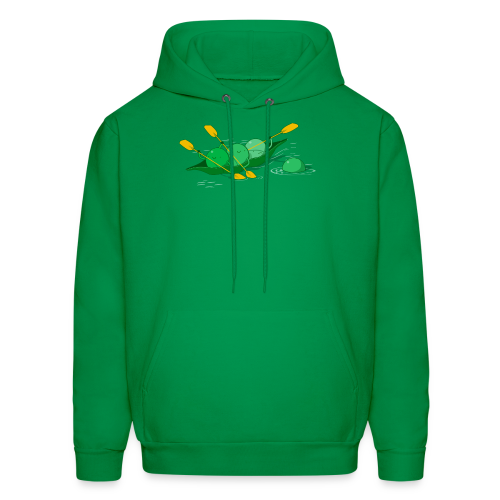 Give peas a chance - Men's Hoodie