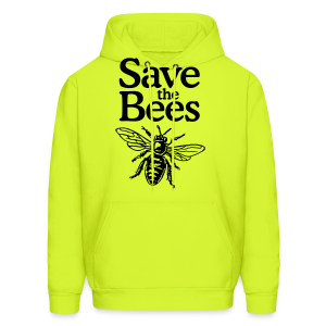 Save the Bees S-5X T-Shirt - Men's Hoodie