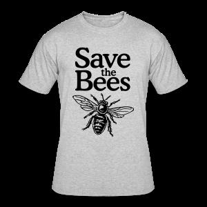 Save the Bees S-5X T-Shirt - Men's 50/50 T-Shirt