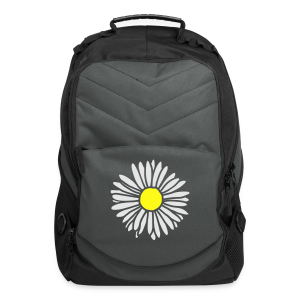 Daisy (bicolor) S-3X T-Shirt - Computer Backpack