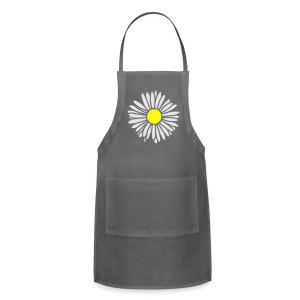 Daisy (bicolor) S-3X T-Shirt - Adjustable Apron