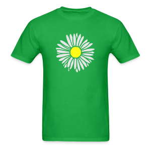Daisy (bicolor) S-3X T-Shirt - Men's T-Shirt