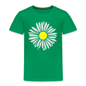 Daisy (bicolor) S-3X T-Shirt - Toddler Premium T-Shirt