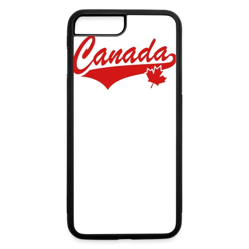 Canada 1-Sided  - iPhone 7 Plus/8 Plus Rubber Case