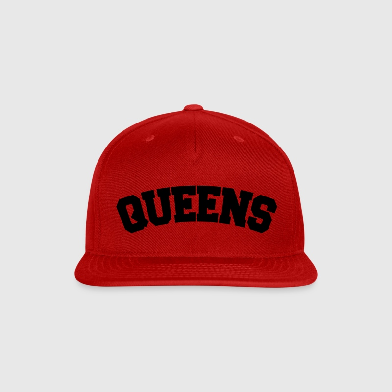 QUEENS, NYC Sportswear - Snap-back Baseball Cap