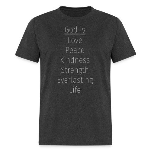 God is... - Men's T-Shirt