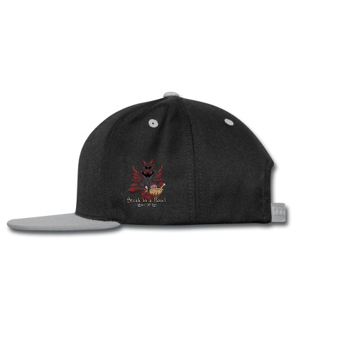 Steak in a Bowl Full Color Mug - Snap-back Baseball Cap