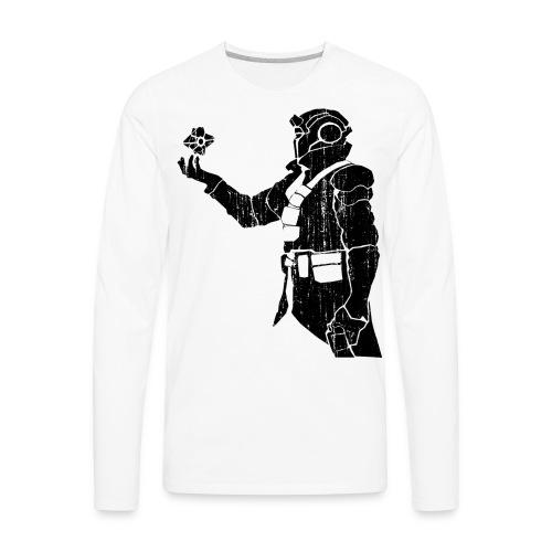 Pax 2016 - Warlock Black - Men's Premium Long Sleeve T-Shirt