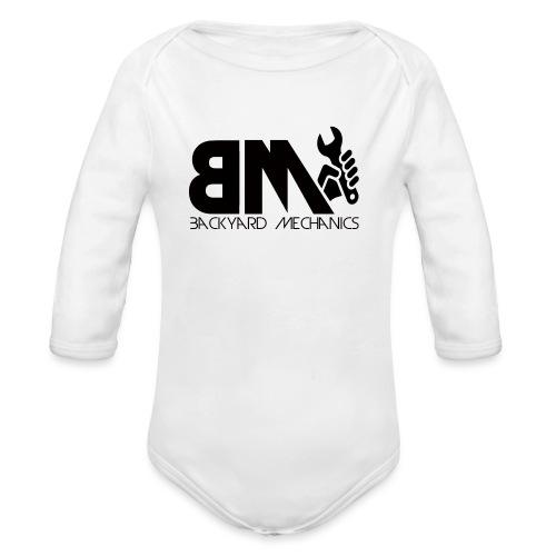 womens premium hoodie - Organic Long Sleeve Baby Bodysuit