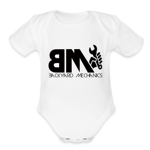 womens premium hoodie - Organic Short Sleeve Baby Bodysuit