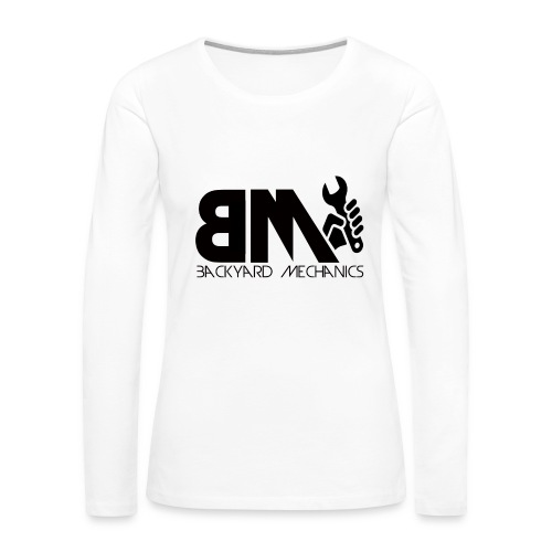 womens premium hoodie - Women's Premium Long Sleeve T-Shirt