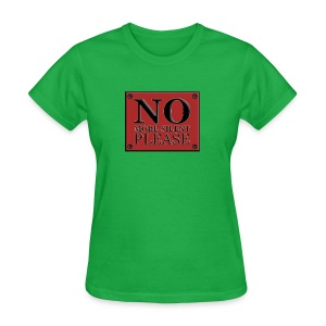 no more silent - Women's T-Shirt
