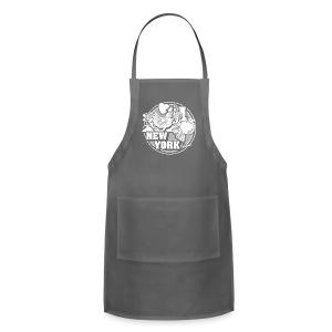 I NEW YORK LOVE - Adjustable Apron