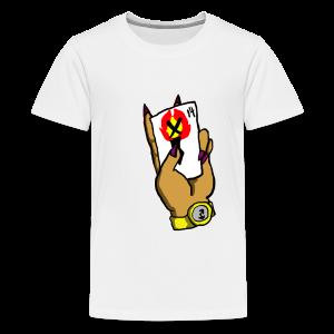 Lady Ace - Kids' Premium T-Shirt
