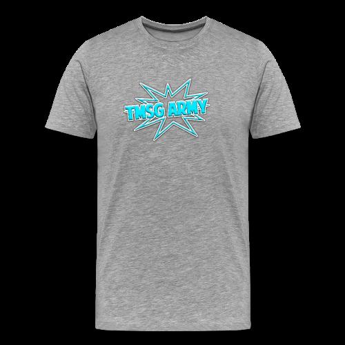 TMSG ARMY Tank - Men's Premium T-Shirt