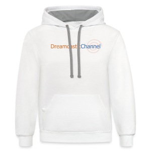 DreamcasticChannel T-Shirt (Men's) - Contrast Hoodie