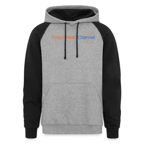 DreamcasticChannel T-Shirt (Men's) - Colorblock Hoodie