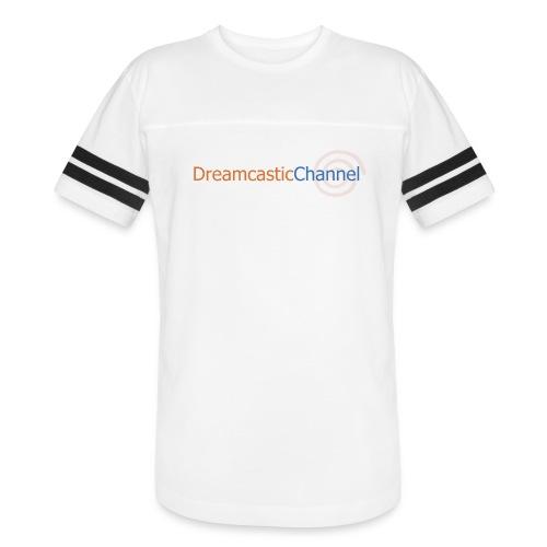 DreamcasticChannel T-Shirt (Men's) - Vintage Sport T-Shirt