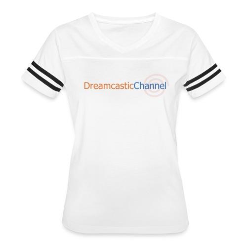 DreamcasticChannel T-Shirt (Men's) - Women's Vintage Sport T-Shirt