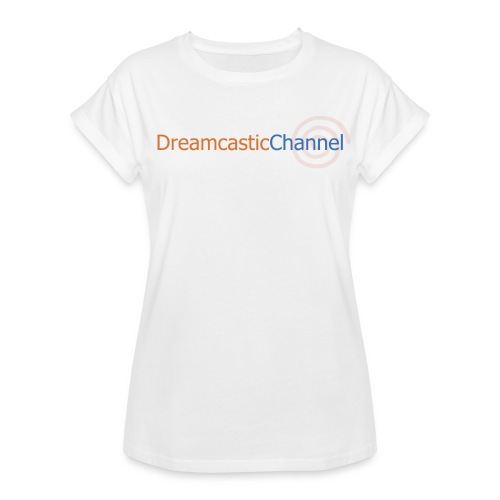 DreamcasticChannel T-Shirt (Men's) - Women's Relaxed Fit T-Shirt