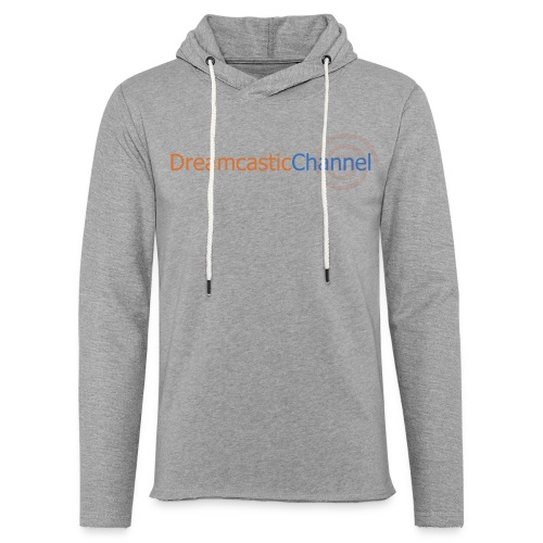 DreamcasticChannel T-Shirt (Men's) - Unisex Lightweight Terry Hoodie