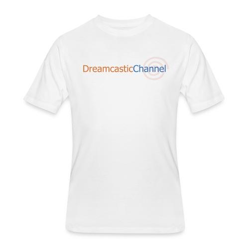 DreamcasticChannel T-Shirt (Men's) - Men's 50/50 T-Shirt