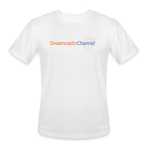 DreamcasticChannel T-Shirt (Men's) - Men's Moisture Wicking Performance T-Shirt