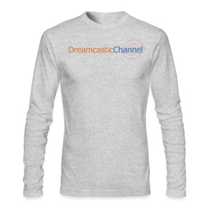 DreamcasticChannel T-Shirt (Men's) - Men's Long Sleeve T-Shirt by Next Level