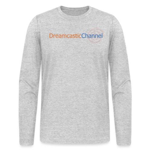 DreamcasticChannel T-Shirt (Men's) - Men's Long Sleeve T-Shirt by Next Level