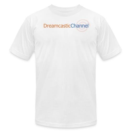 DreamcasticChannel T-Shirt (Men's) - Men's Fine Jersey T-Shirt