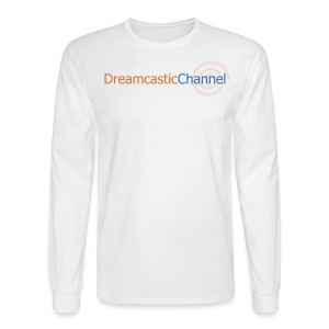 DreamcasticChannel T-Shirt (Men's) - Men's Long Sleeve T-Shirt