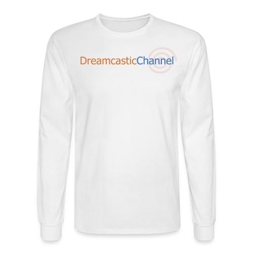 DreamcasticChannel T-Shirt (Men's) - Men's Long Sleeve T-Shirt