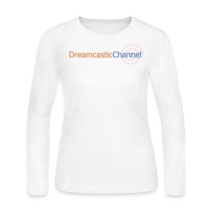 DreamcasticChannel T-Shirt (Men's) - Women's Long Sleeve Jersey T-Shirt