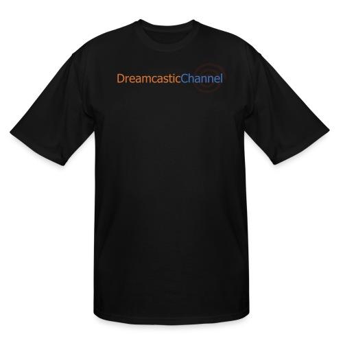 DreamcasticChannel T-Shirt (Men's) - Men's Tall T-Shirt