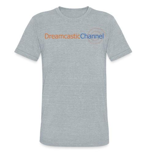 DreamcasticChannel T-Shirt (Men's) - Unisex Tri-Blend T-Shirt